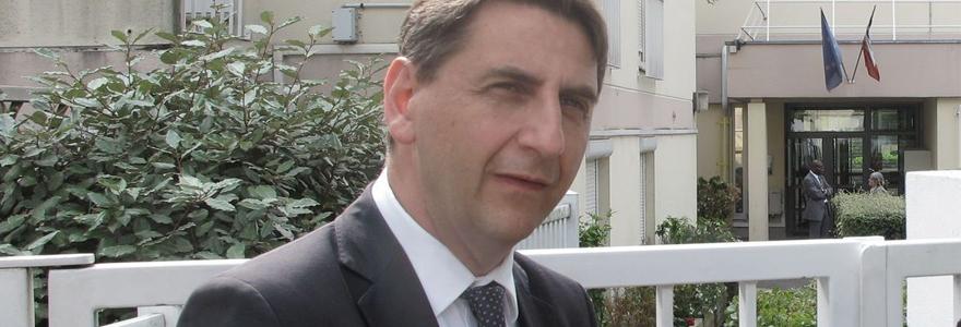 le député-maire UMP 'Aulnay-sous-Bois