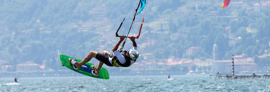 matériel de kitesurf