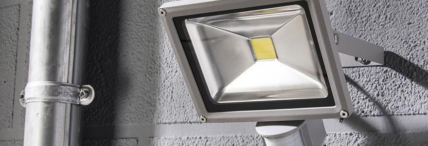 lampes a detecteur de mouvement