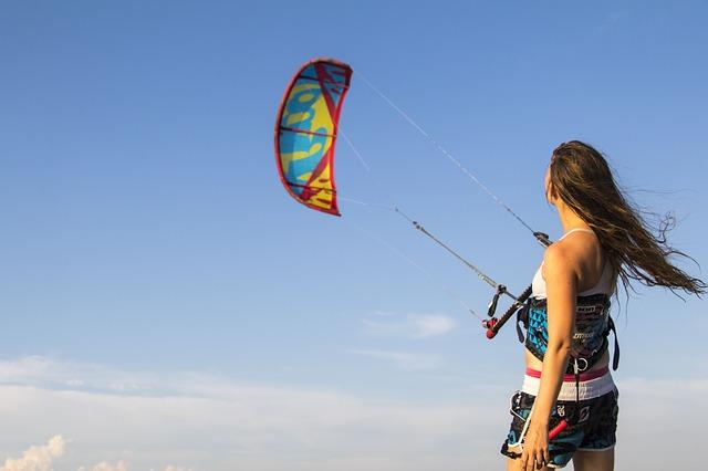 Kite Surf Baie de somme