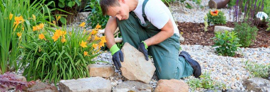 Amenagement et entretien des espaces verts