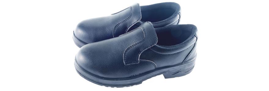 des chaussures de cuisine professionnel