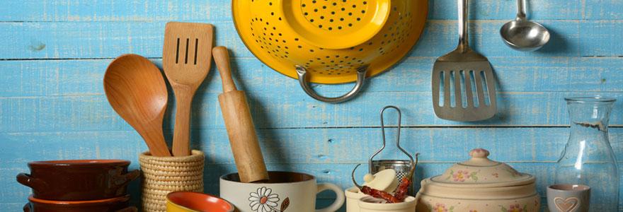 Cuisine : quels sont les ustensils indispensables à avoir chez soi