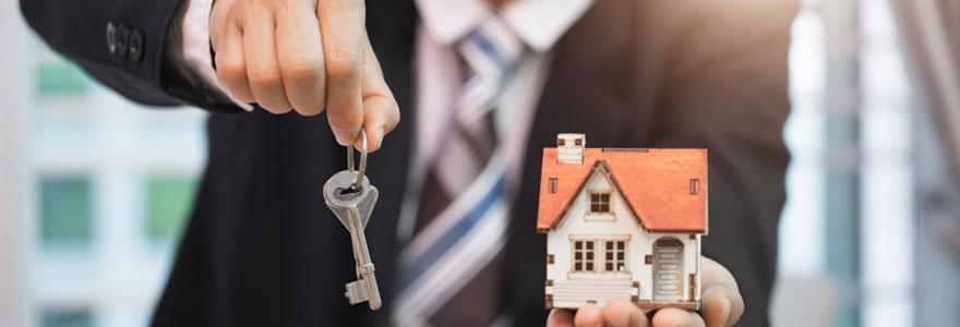 Achat de biens immobiliers neufs via une agence immobilière
