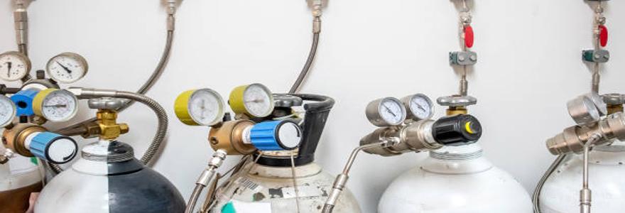Production d'oxygène pour usines