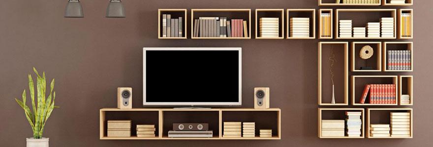 Trouver un meuble TV pas cher