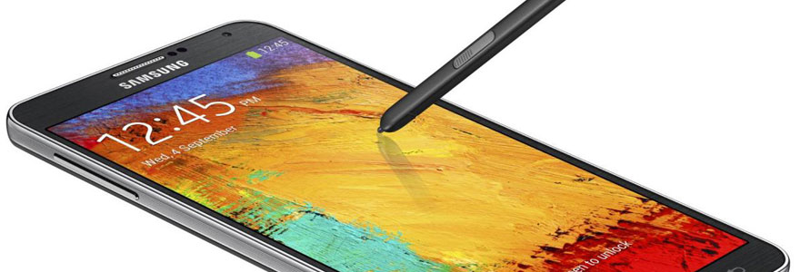 accessoires pour son Samsung Galaxy Note 3