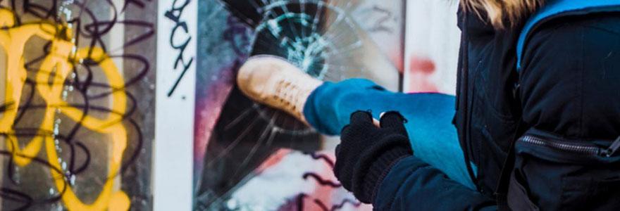 Protéger votre chantier contre les actes de vandalisme