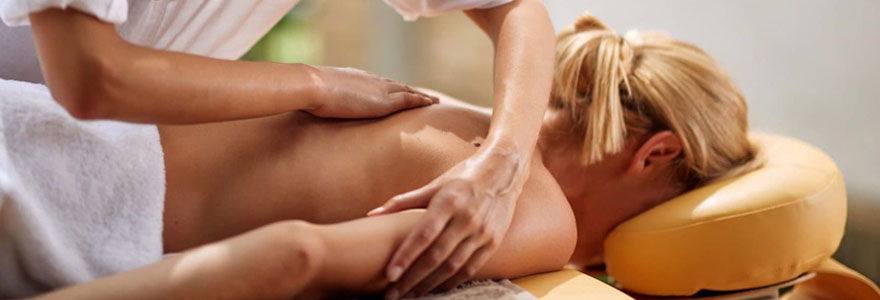 Masseuse naturiste à Paris