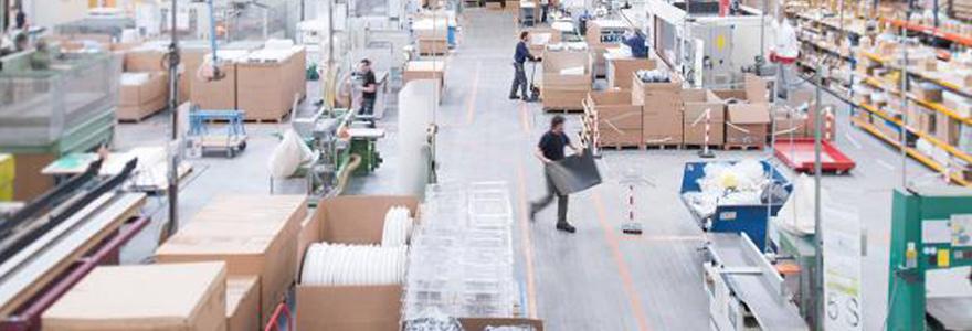 thermoformage plastique industrie