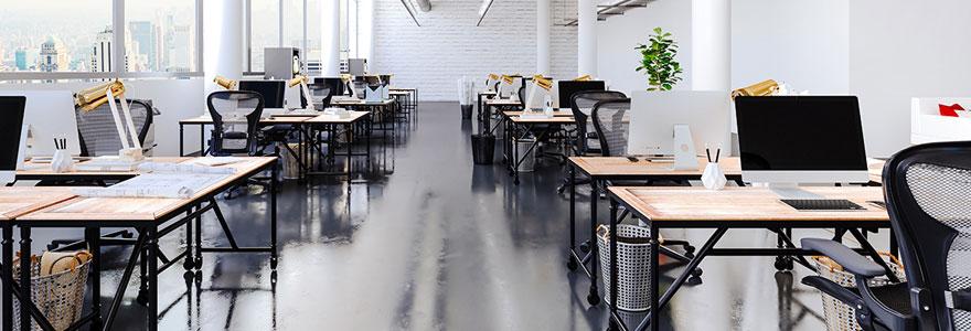 Aménagement de vos espaces de travail à Paris