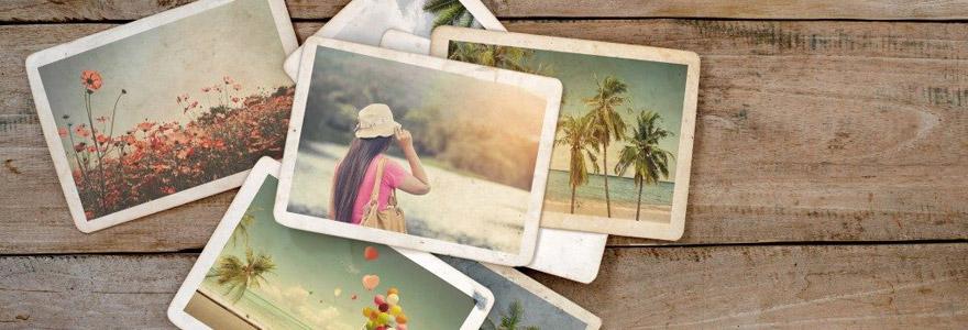 photos de vacances